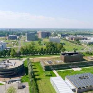 WUR campus en Stoas Wageningen website